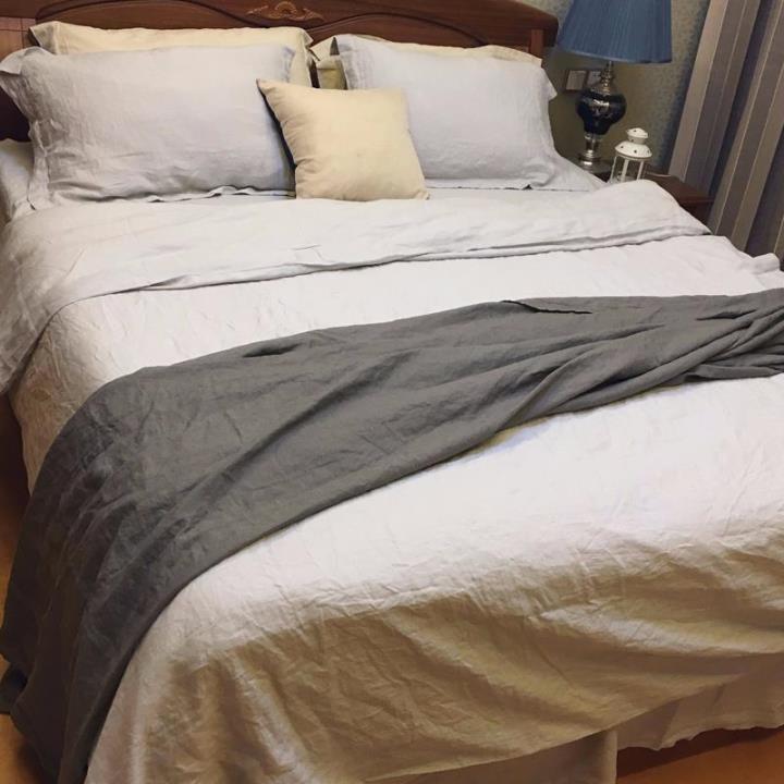 Compra ropa de cama de fibras naturales online al por for Ropa cama matrimonio