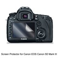 Clear Anti-Scratch LCD Screen Protector Guard Shield Film for Canon EOS 5D Mark III 5D3  Camera Accerrories