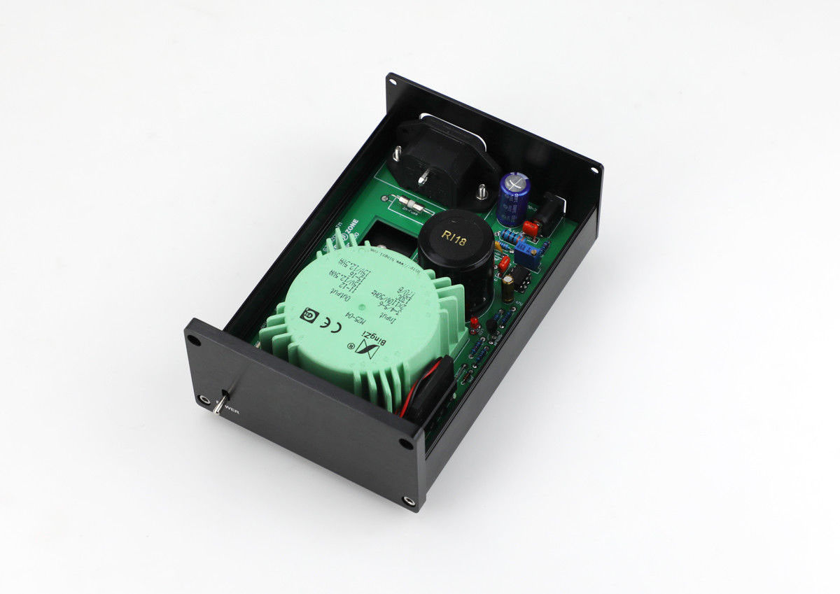 Standard Edition 25W Ultra-low noise linear Power supply DC15V @1.15A HIFI LPS