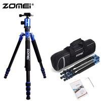 ZOMEI Z888 Camera Tripé & Monopé Leve Tripé de Viagem com 360 Graus Cabeça De Bola e Carry Bag para SLR DSLR câmera Digital|Tripés|Eletrônicos -