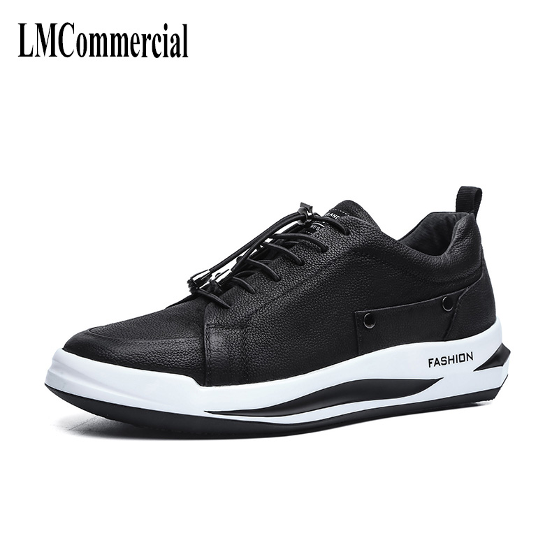 Winter men's shoes Korean British young male shoes spring and autumn cowhide breathable sneaker fashion boots men casual shoes autumn winter european british retro men shoes male leather breathable sneaker fashion boots men casual shoes handmade fashion