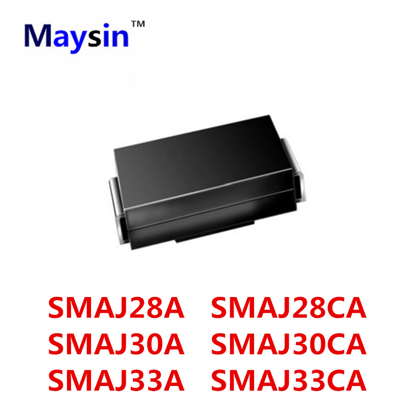 100pcs Smaj28 Smaj28a Smaj28ca Smaj30 Smaj30a Smaj30ca Smaj33 Smaj33a Smaj33ca Sma High Quality Unequal In Performance Replacement Parts & Accessories