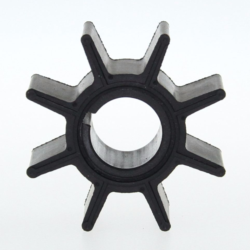 334-65021-0 Water Pump Impeller for Tohatsu 9.9//15//20HP Outboard Motor 18-8921