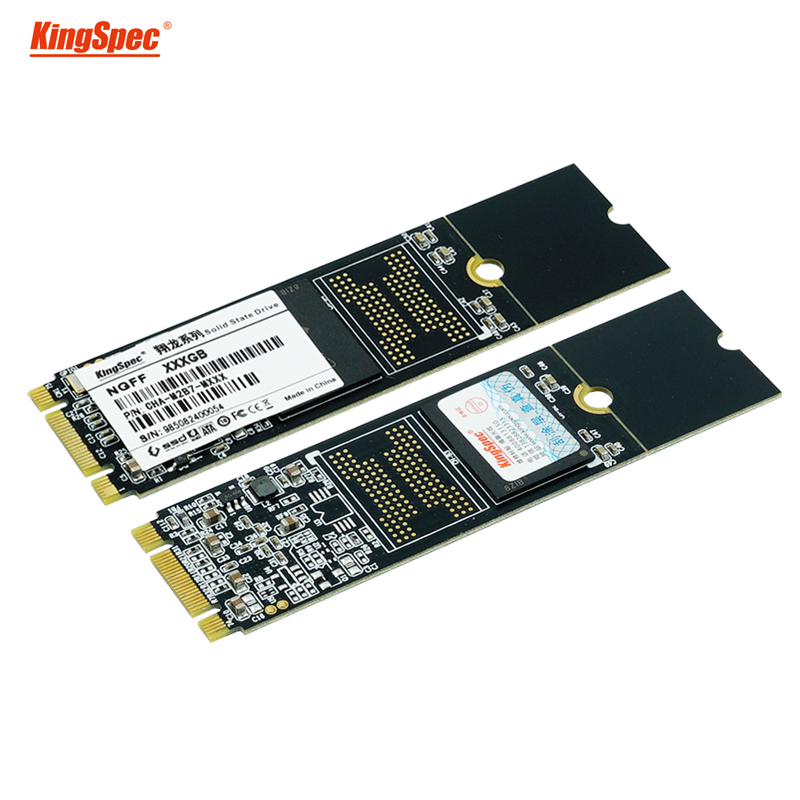 Kingspec NGFF M.2 SSD 60GB 120GB solid state drive SATAIII 6Gbps MLC flash memory for Tablet/Notebook/ultrabook 2280 hard disk