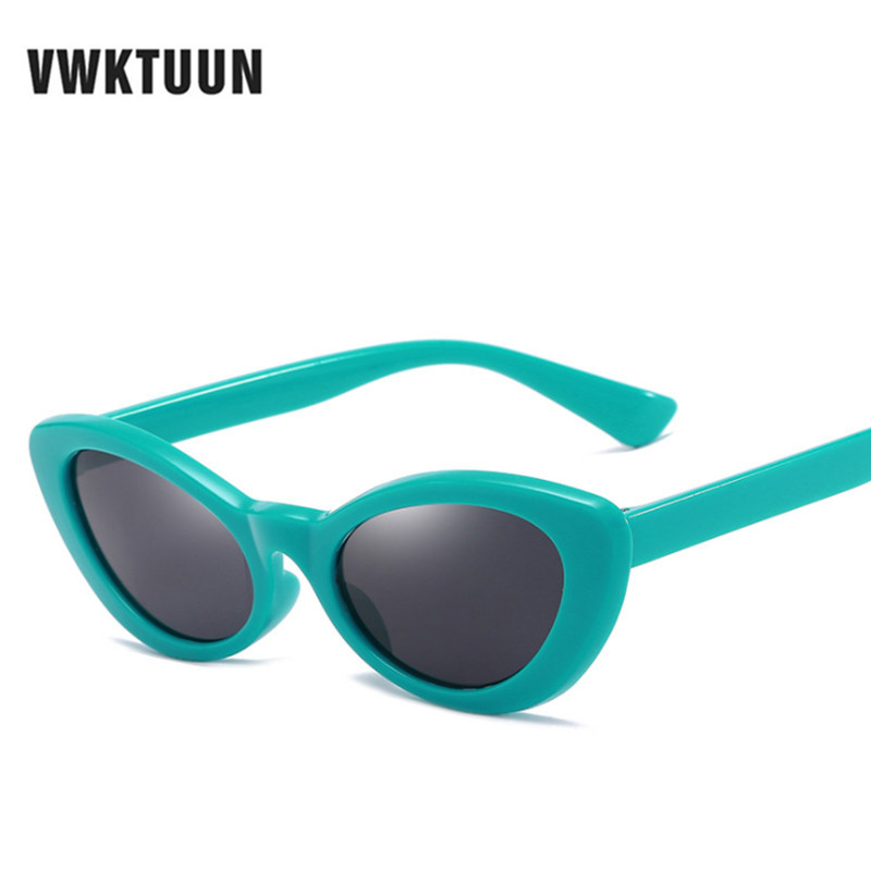 9e5787bb6f64e Detail Feedback Questions about VWKTUUN Vintage Sunglasses Women Cat Eye  Points Oversized Sun glasses For Woman Trendy Oculos New Cateye Shade Female  ...