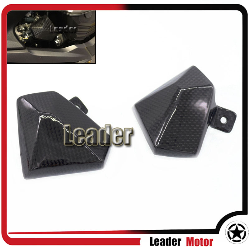 ФОТО For Kawasaki Z800 2013 2014 2015 2016 Motorcycle Accessories Carburator Carbon Fiber Cover Guard