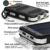 10000 mah bateria à prova d' água carregador solar portátil dual usb power bank para o iphone para samsung smartphone carregador de viagem