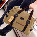 Hot Sell Men's Canvas Messenger Bags High Quality Men oblique-cross handbag Design Travel Bag Men Business Briefcase X025