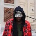 Camuflagem Do Exército Boné de Beisebol Rasgado KANYE WEST Yeezy 2 ª Temporada alta Qualidade Hip hop Streetwear Snapback Chapéus Unisex Caps Camo homens