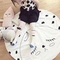 2017 Diâmetro 93 cm Multifunction Quente Linda Tapetes de Jogo Do Bebê Tapete Engatinhando Tapete Cobertores Em Desenvolvimento Brinquedos