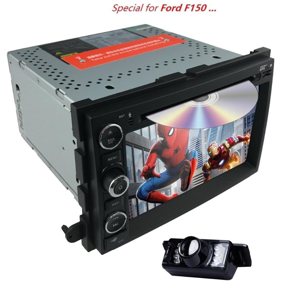 HD 1024 * 600 Android8.1 Car DVD GPS Player dla Ford F150 EXPEDITION, - Elektronika Samochodowa - Zdjęcie 3