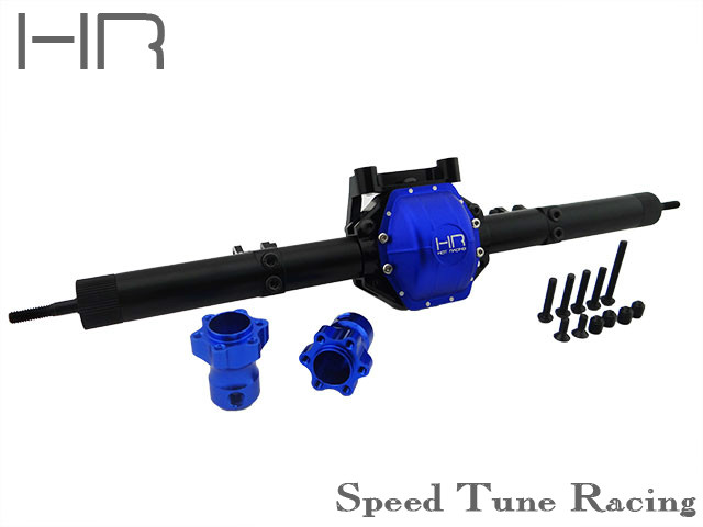 Hot Racing complete AR60 rear axle for the 1 10 Axial Yeti 90025 90026