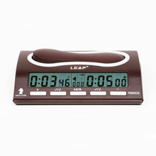 Leap Chess Clock Count Down Timer Digital Compact Professional Electronic Board Game Master Tournament sending bonus Contest
