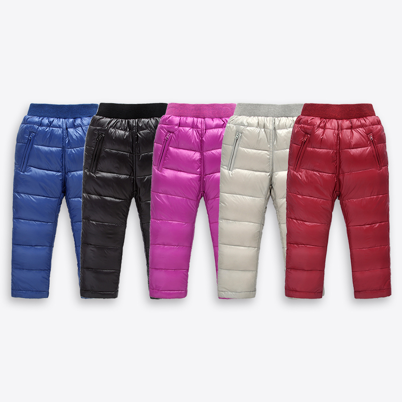 Retail-Children-Girls-Boys-Winter-Snow-Boot-Cut-Pants-Baby-Solid-5-Colors-Panties-Kids-Clothes-for-Christmas-Free-Shipping-3