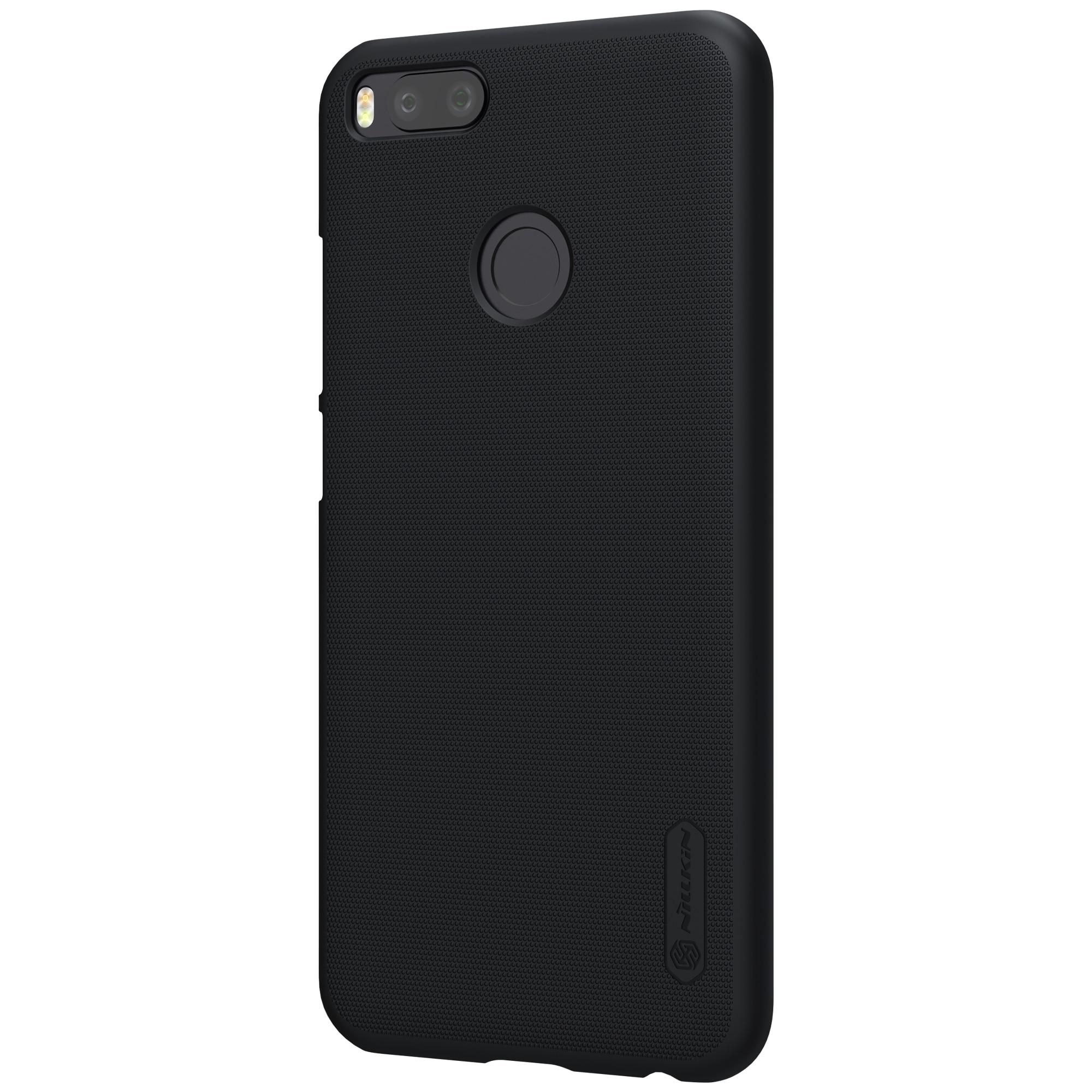 new product a10d6 d14be Xiaomi Mi A1 Case Mi A1 Matte Cover Mi 5X Case Nillkin Frosted Shield Hard  Back Case For Xiaomi MiA1 / Mi 5X / Mi5X Gift Film