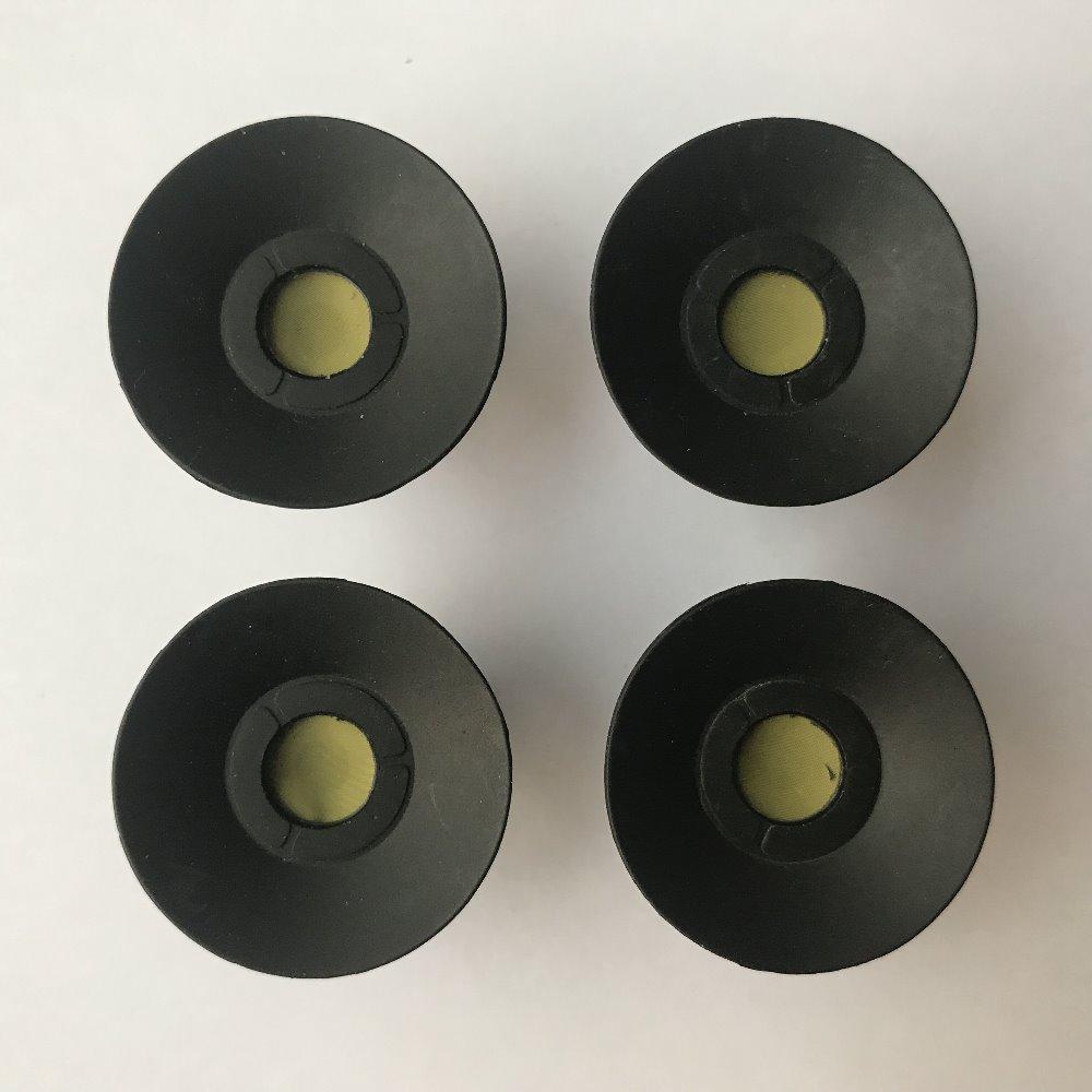 (4 pcs/lot) Pad cupulaire 392C938725/386D889981C 386D889981 pour Fuji Frontier 350/355/370/375/390 minilabs numérique