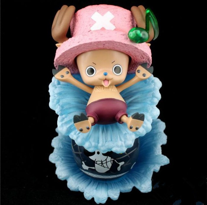 classic collection chopper variable action anime one piece pvc action figure model garage kit toy doll 4parts sets super lovely chopper anime one piece model garage kit pvc action figure classic collection toy doll