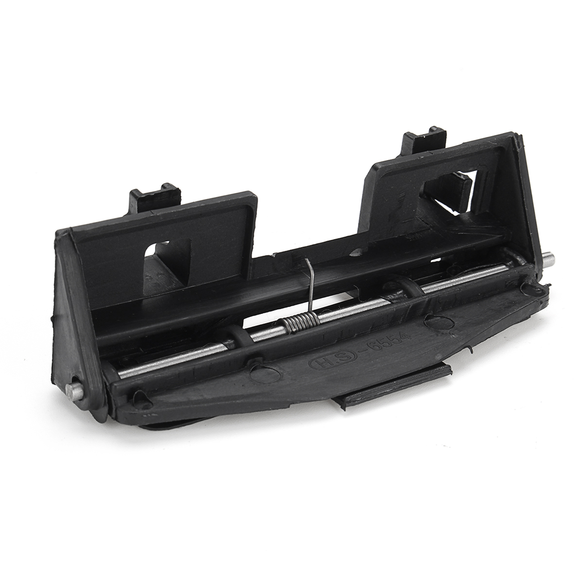 Fuel Tank Gas Door Hinge Filler Flap Hinge Plastic&Aluminum For BMW 5 7 Series E32 E34 Saloon 51171928197