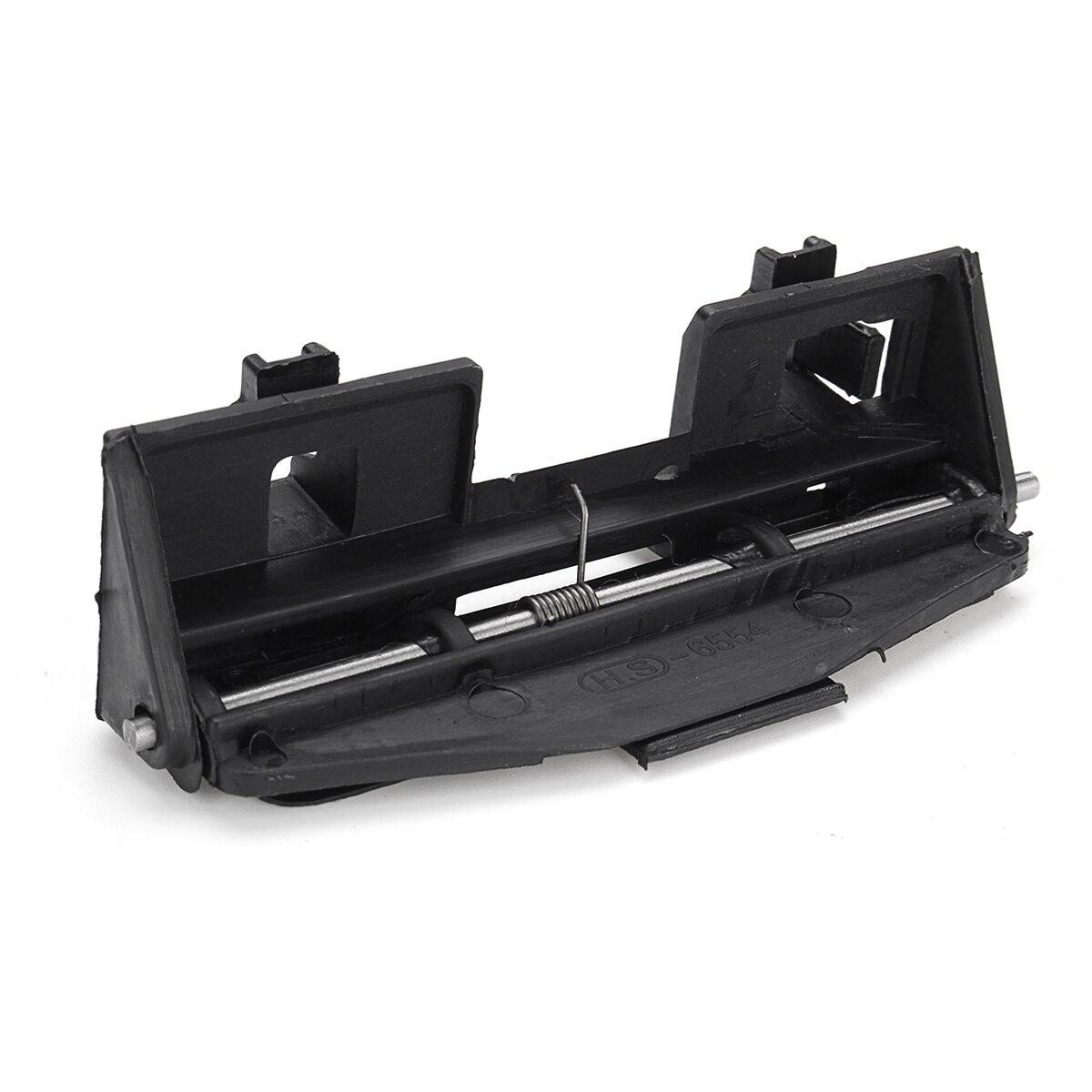 Tanque de combustível gás porta dobradiça enchimento flap dobradiça plástico & alumínio para bmw 5 7 series e32 e34 saloon 51171928197