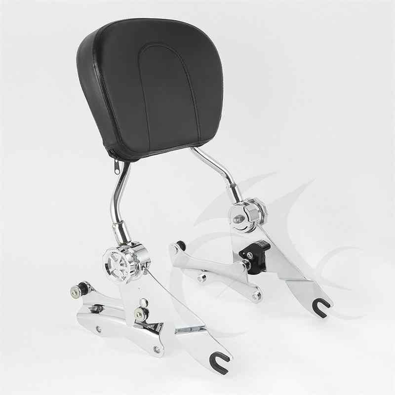 Мотоцикл 4 точки стыковки аппаратные SSY бар спинки для Harley Touring модели уличное движение FLHT FLHX FLTR FLTRX FLHXSE