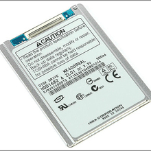 40GB Hard-Disk MK6028GAL CE/ZIF HDD FOR LAPTOP HP MINI 2510p/2710p/Sony/.. MK4009GAL