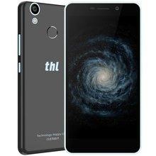 Оригинал THL T9 Android 6.0 мобильный телефон 4 г 5.5 дюймов MTK6737 Quad Core 1 ГБ + 8 ГБ двойной камеры отпечатков пальцев Touch Android-смартфон