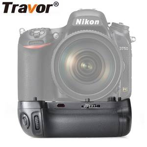Travor Battery-Grip-Holder Camera DSLR D750 NIKON Vertical MB-D16 EN-EL15 for with Replace