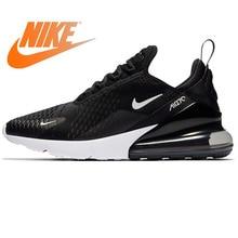 Оригинальный Новое поступление NIKE AIR MAX 270 для мужчин's беговая Обувь, бег спортивные кроссовки для отдыха Удобная дышащая обувь AH8050