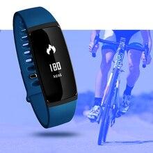 V07 SmartBand артериального давления часы монитор сердечного ритма Браслет фитнес-трекер активности для здоровья браслет шагомер для телефона