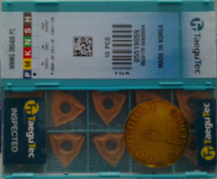 DNMG 433 AA Mt5 C5 CVD TiN Coat Carbide Inserts 10pcs New World Products