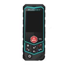 цены Mileseey IP65Waterproof Laser Distance Meter R2/R2B Laser Rangefinder Laser Tape Range Finder Ruler Diastimeter Measure Roulette