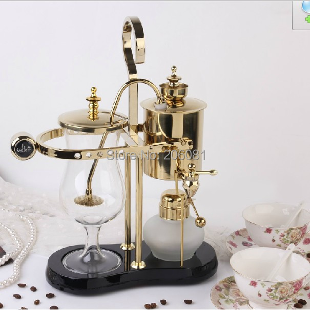 Royal balancing syphon coffee maker/belgium coffee maker,siphon coffee pot with high quality and excellent apperance dmwd japanese style siphon coffee maker tea siphon pot vacuum coffeemaker glass hydrocone type coffee machine filter 3cup 5cups