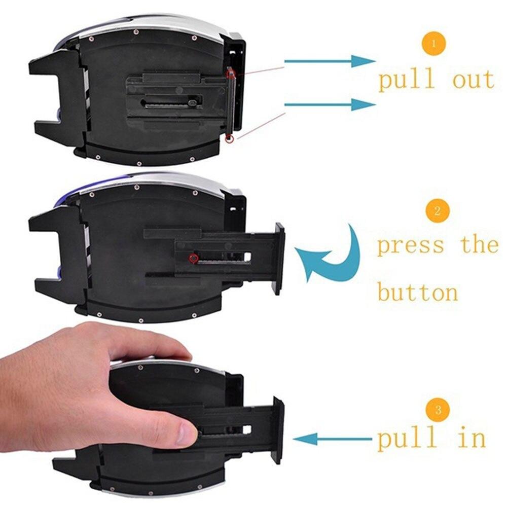 Vehemo подставка для кружек для хранения сигарет автомобильный стенд для стаканчиков портативный укладка Tidying держатели для напитков автомобиль вентиляционное отверстие прочный