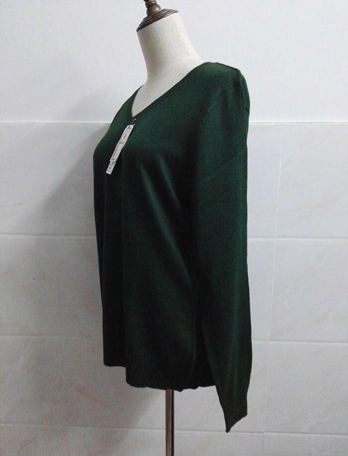 v neck sweater women 21