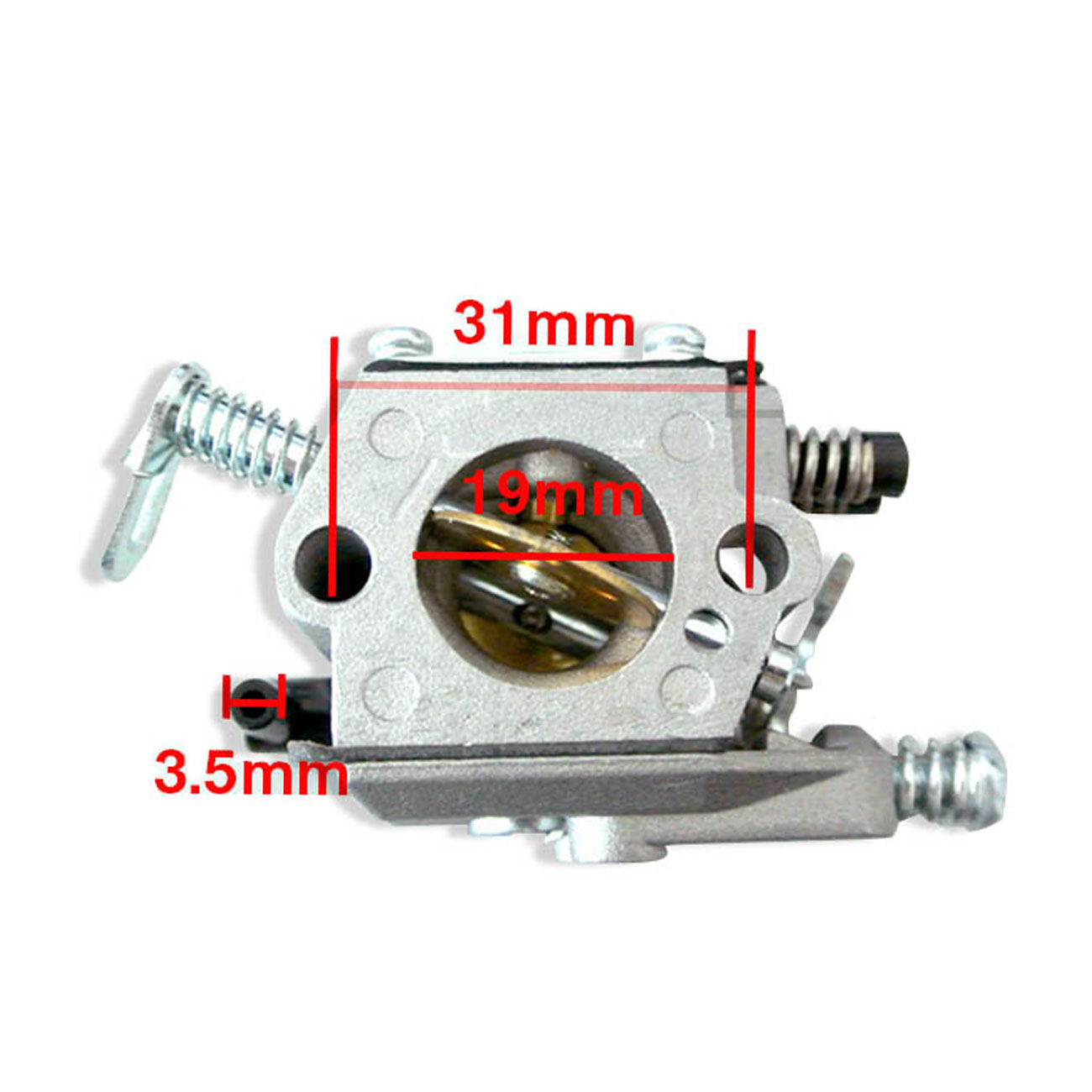 Image 4 - Ignition Coil Carburetor Kit Spark Plug For STIHL Chainsaw 021 023 025 MS210 MS230 MS250-in Chainsaws from Tools