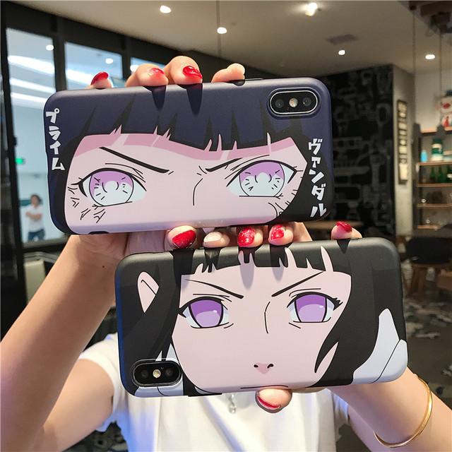 Hinata Byakugan Case for iphone