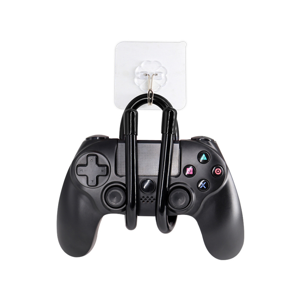 Universal 2 in 1 Game Controller Hanger For Nintendo Switch / PS4 / Xbox / Headphone Space-saving Design