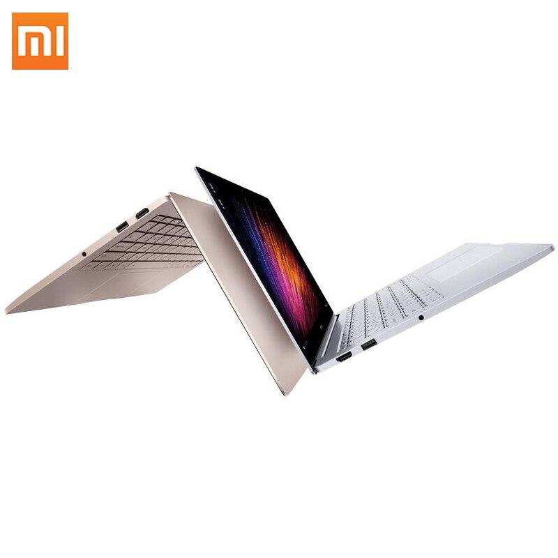 Original Xiaomi Mi Notebook Air 13.3 Inch Intel Core i5-6200U CPU 2.7GHz Ultrabook Dual Core Laptop 8GB RAM 256GB SSD Windows 10