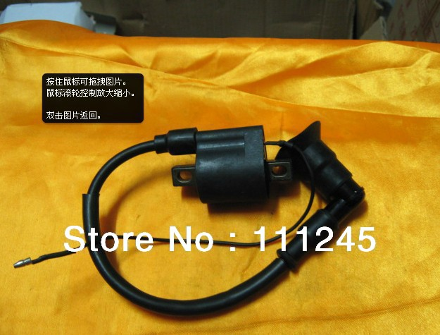 IGNITION COIL FOR CHINESE 1E43F 43F &MORE ENGINE/MOTOR FREE SHIPPING CHEAP IGNITOR COIL  REPLACEMENT PART цена и фото
