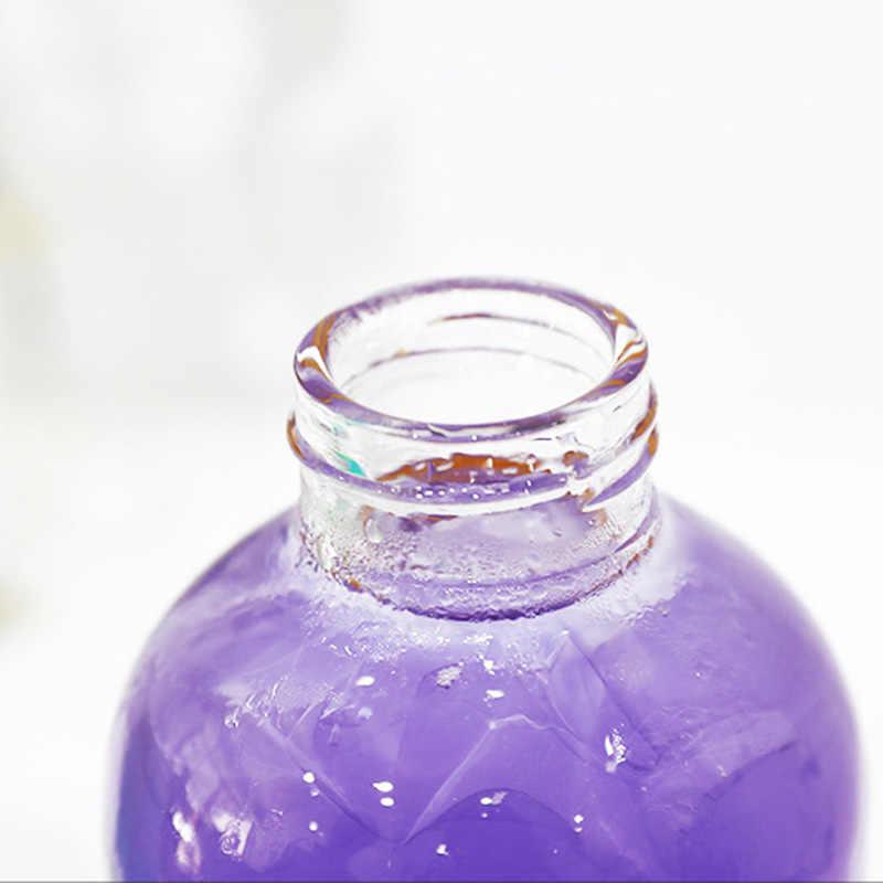 RUIDA 600ml1000ml البلاستيك الرياضة زجاجة ماء شرب زجاجة المحمولة شفافة الفاكهة شاي بالأعشاب المزهرة زجاجات مياه BPA الحرة فتاة هدية