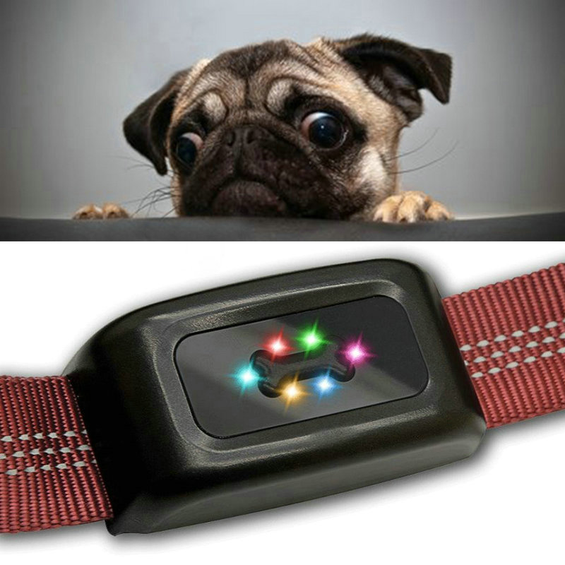 Best Waterproof Smart Pets GPS Tracker collar GPS GPRS 4 Frequency GPS LBS APGS