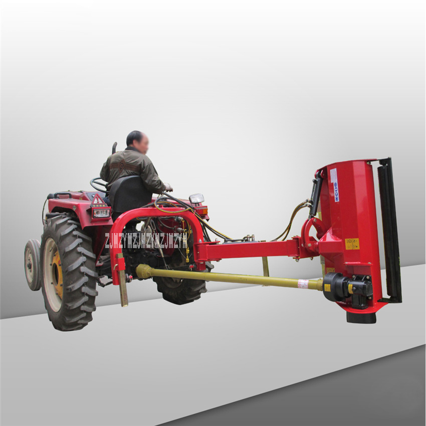 Professional High-efficiency Agricultural Cutting Machine EFGL135  30-50HP Farm Machinery Tractor Flail Mower 540r/min 1350mm