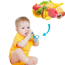 1Pcs Baby Pacifier Fresh Food Milk Nibbler Feeder Kids Nipple Feeding Safe Baby Supplies Nipple Teat Pacifier Bottles