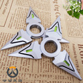 high quality gamer fans Genji cosplay weapon darts 9cm watch over genji cosplay accessory OW04
