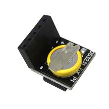 Precyzja DS3231 zegar czasu rzeczywistego moduł RTC DS3231 3 3V 5V dla Raspberry Pi dla arduino DIY Kit tanie tanio HESAI Nowy Regulator napięcia Alarm 40C-85C 2 2V-5 5V Normal