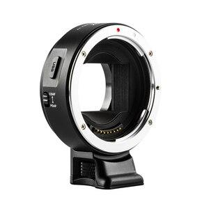 Image 3 - Viltrox EF NEX IV Auto Focus สำหรับเลนส์ Canon EF/EF S เลนส์ Sony A7RIII A7III A7II A6300 a6500 A9 กล้อง E   Mount