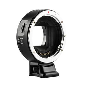 Image 3 - Viltrox EF NEX IV adaptateur de monture dobjectif à mise au point automatique pour objectif Canon EF/EF S pour Sony A7RIII A7III A7II A6300 A6500 A9 caméra à monture électronique