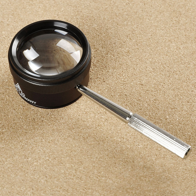 FGHGF 30X 40mm Portable Portable Handheld Magnifying Optical Glass - Strumenti di misura - Fotografia 4