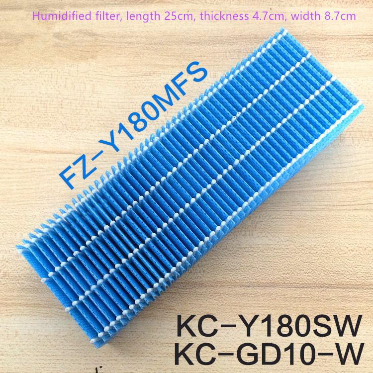 Original OEM,FZ-Y180MFS Humidified air purifier filters,Washable,For KC-Y180SW/KC-GD10-W,air purifier parts/accessories клаксон oem 12v 3 22 air raid