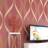 Individual Environmental Protection Simple Modern Film And Television 3D Wallpaper Living Room Bedroom TV Background Wall